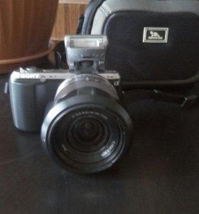 Фотоаппарат Сони Альфа 3
