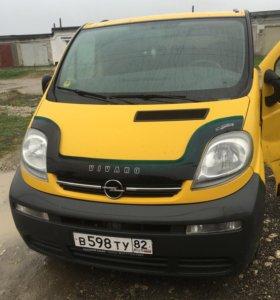 Opel Vivaro 1.9tdi 2004год
