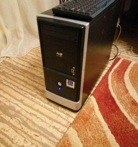 Игровой или рабочий комп i5 +монитор 22