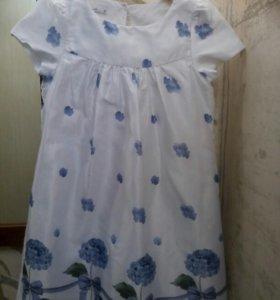 Платье р 120-130