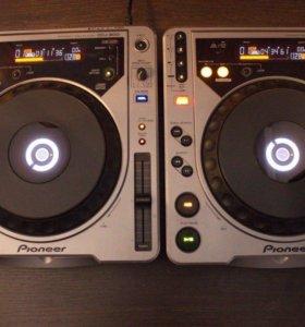 Pioneer CDJ-800 MK1