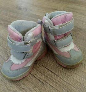 Ботинки для девочки🌼🍭