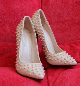 Туфли, новые!