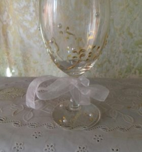 Подарочный бокал