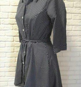 Платье-рубашка