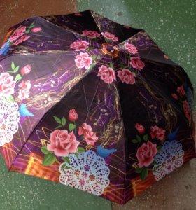 Новый зонт автомат