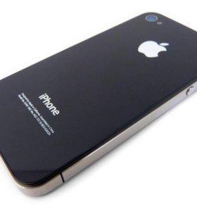 Ремонт задней панели на iPhone 4/4s