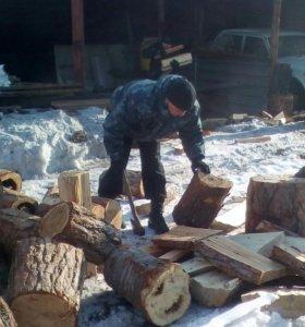 Колим дрова