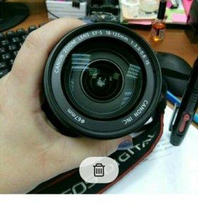 Фотоаппарат canon EOS D600 kit