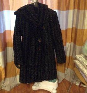 Пальто (каракуль)