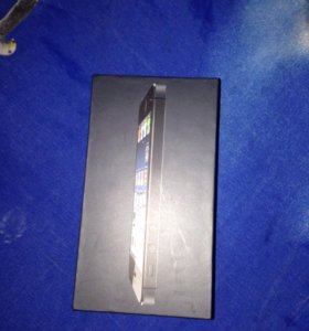 iPhone 5 space gray 16gb
