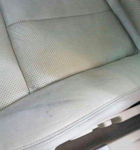 Реставрация кожаных салонов авто