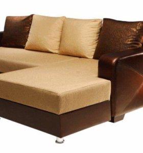 Новый угловой диван Анкара