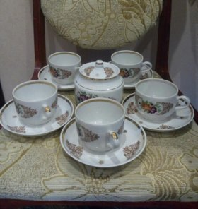 Чайный сервиз Вербилки
