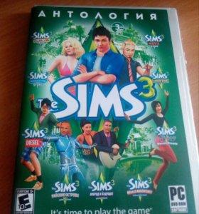 Sims 3,на компьютер.