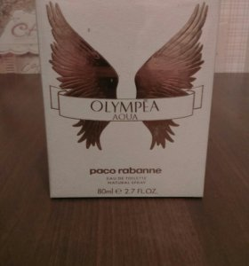 Парфюмерная вода - Paco Rabanne - Olympea aqua