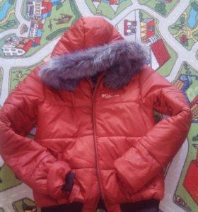 Куртка зимняя на синдепоне