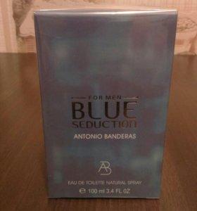 Туалетная вода - Antonio Banderas - Blue seduction