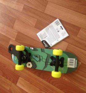 Мини-скейтборд