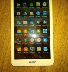 Продаю планшет Acer Iconia Talk 7 B1-723 16гб,3g