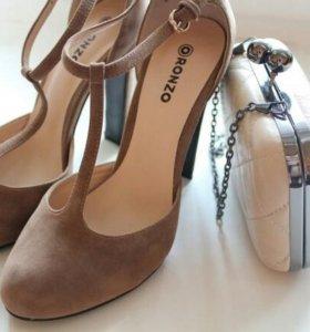 Туфли изящные 38 размер