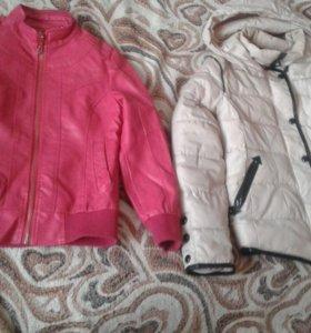 Весеннии куртки
