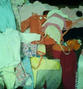 Пакет детского белья