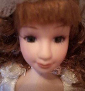 Форфоровая кукла невесты