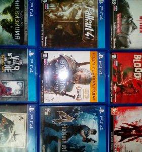 Игры ps4 PlayStation 4