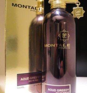 Montale Aoud Greedy 100ml