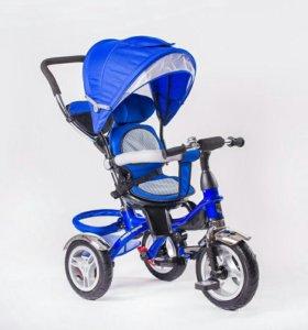Велосипеды трехколесные с поворотом сиденья