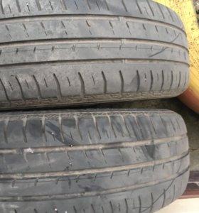 Резина 195/65/15 Dunlop