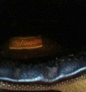 Ботиночки Шаговита 34 размера