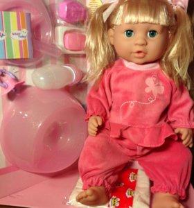 Интерактивная кукла Baby Toby (Born)