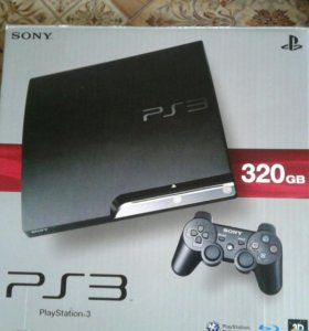 Sony ps 3 + 35 игр