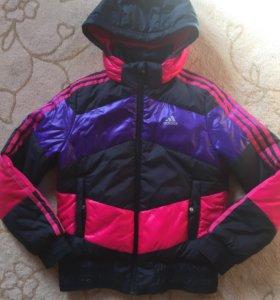 Куртка Адидас оригинал+куртка Zolla