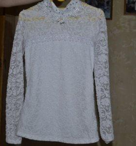 Школьная блузка для девочек.
