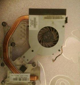 Система охолождения для ноутбука HP 4525s