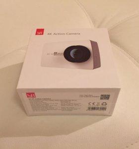 Экшн-Камера Xiaomi YI 4к
