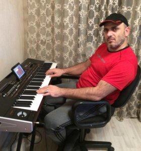 Korg Pa4X Армянские звуки и стили