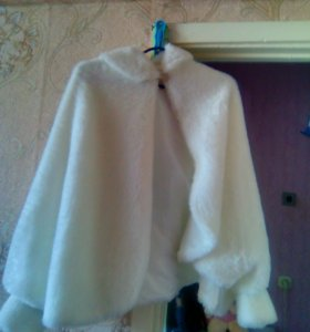Свадебная Шубка летучая мышь