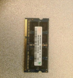 Планка памяти для ноутбука 4gb