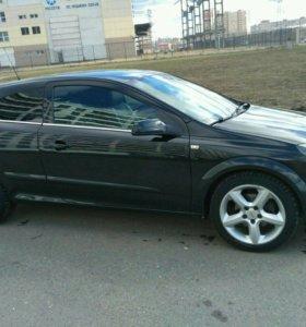 Opel Astra h gtc рестайлинг