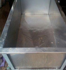 Ванна для столовой из нержовейки