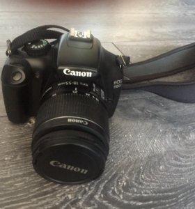 Фотоаппарат зеркальный Canon EOS 1100D