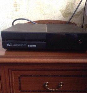 Xbox one 1TB+12 игр
