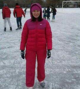 Зимний костюм Nike