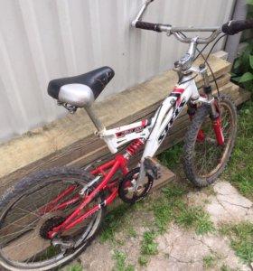 Велосипед stels подрастковый
