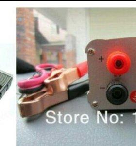 Преобразователь инвертор 12-220 вольт.