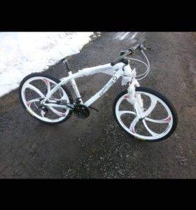 Велосипеды на литьё